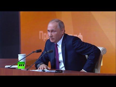О российской армии: Путин рассказал анекдот про кортик и часы