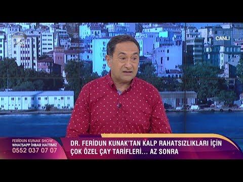 Dr. Feridun Kunak Show - 30 Ekim 2018