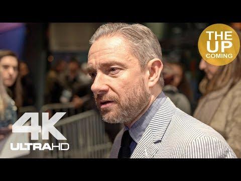 Martin Freeman interview at Cargo premiere –Tribeca Film Festival