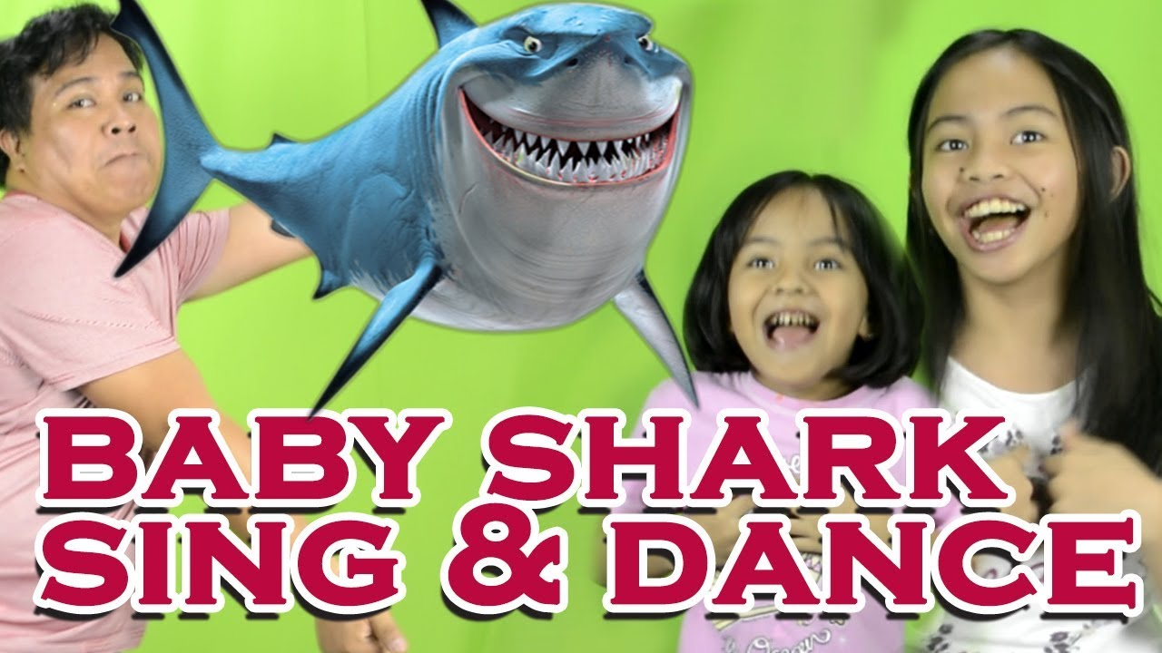 Baby Shark Dance | Sing and Dance! | With Minus One and ...