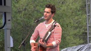 "Andy Grammer ""Miss Me"" Wine and food Festival in Orlando,FL!"