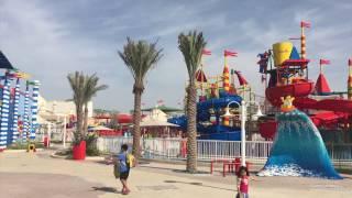 Splashing fun at LEGOLand Dubai Water Park