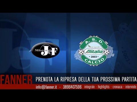 [Integrale] A - 18^ - Mister Jef VS Alitalia Calcio - legacalcioa8.it