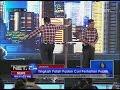 Aksi Ahok Saat Melerai Sylvi dan Anies di Debat 2 Pilkada DKI - NET24