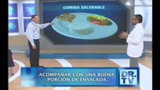 Doctor TV: Alimentación para diabéticos (Parte 2) - 14/11/2012