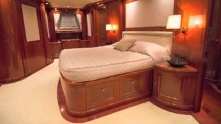 Yacht ARINA visite
