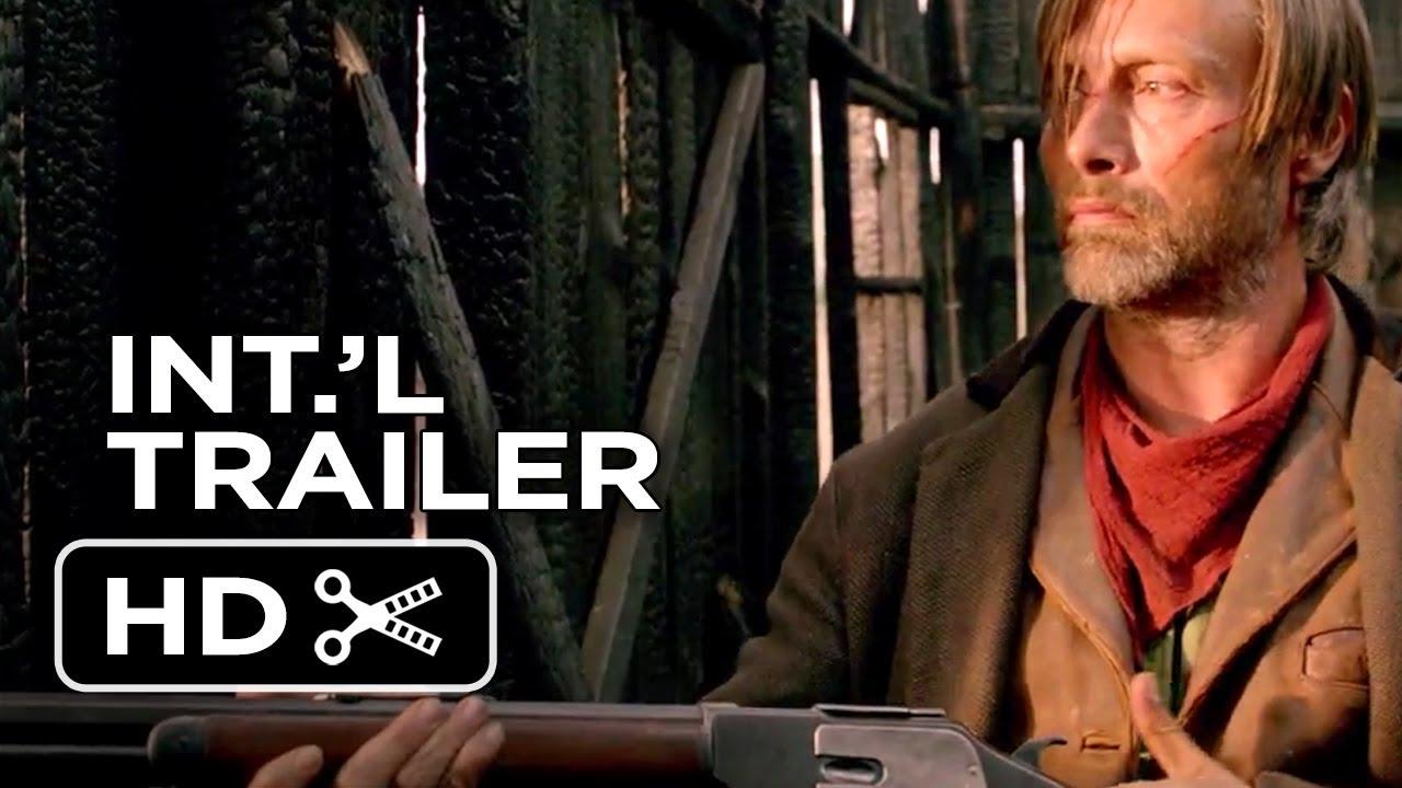 Download Cannes Film Festival (2014) - The Salvation International Trailer - Mads Mikkelsen Western HD
