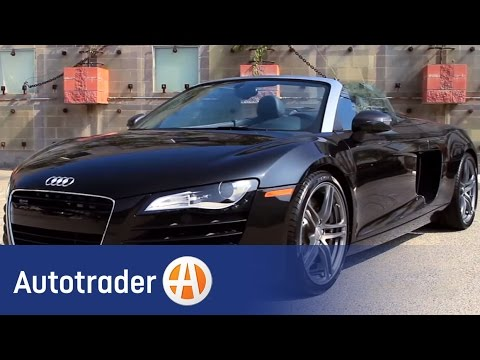 2012 Audi R8 Spyder Convertible New Car Review Autotrader