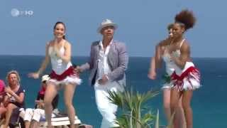 Lou Bega Mambo Nr 5 German TV 2014 ZDF Fernsehgarten On Tour