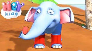 Download L' elefante con le ghette 🐘 Canzoni Per Bambini Mp3 and Videos