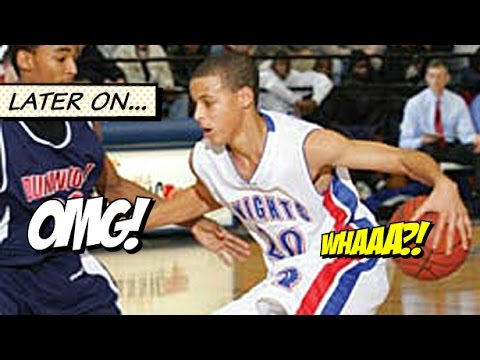 Stephen Curry High School Basketball Highlights Youtube