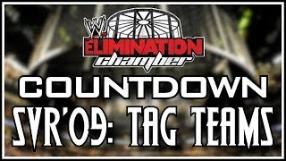 Elimination Chamber Countdown: Smackdown vs RAW 2009 -