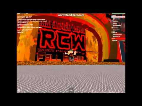 RCW FallBrawl 27/09/2015 Part 1