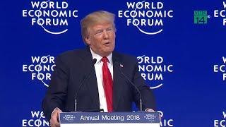 """Tổng thống Trump: """"Nước Mỹ không cô đơn""""   VTC14"""