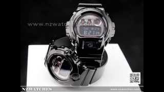 Casio G-Shock G Presents Lover's Collection Ltd Pair Watches LOV-12B-1, LOV12B