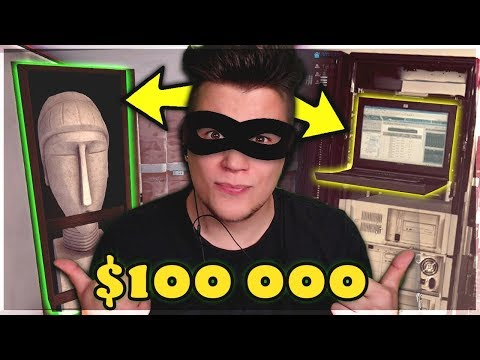MAMY PONAD 💲100 000!  - Thief Simulator #15
