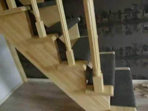 ШОК! Очень крутая лестница, но другого выхода просто НЕТ!!!