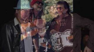 Kid Rock and Kenny Chesney  Luckenbach Texas ..wmv