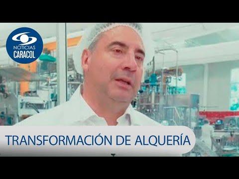 Carlos Enrique Cavelier, el hombre detrás de la transformación de Alquería