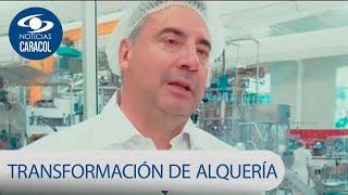 Carlos Enrique Cavelier, el hombre detrás de la transformación de Alquería | Noticias Caracol