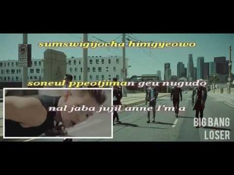 Loser - BIGBANG (Karaoke/Instrumental)