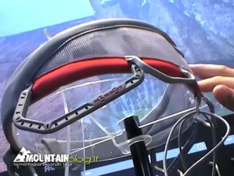 Mammut Klettergurt Ophir 3 Slide Test : Mammut imbrago zephir youtube