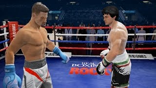 My Fight With Rocky Balboa Pt. 1 - Real Boxing 2