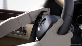 Active Lane Keeping Assist -- 2014 E-Class -- Mercedes-Benz Vehicle Safety Video