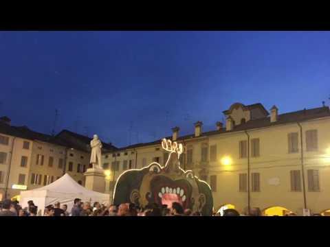 Scandiano festival love 2016
