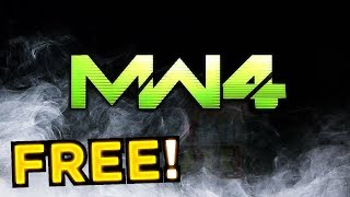 Modern Warfare 4 Free to Play - For REAL? (MW4 Reveal Trailer is Next Week BTW)