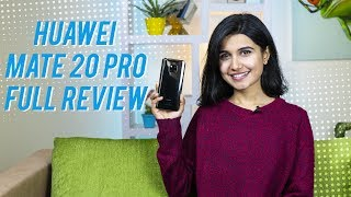 Huawei Mate 20 Pro Honest Review: After 3 months