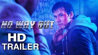 NO WAY OUT (2020) International Trailer | Max Huang Martial Arts Movie