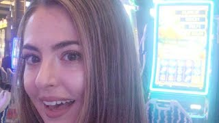 Lady Luck Live Casino Slot Play in Vegas 2019!