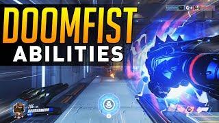 Overwatch   Doomfist Abilities & Gameplay (PTR)
