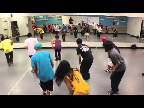 """Faith"" by George Michael - Swanshop Dance Workshop feat. Phoebe Racca"