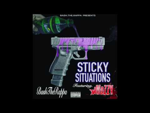 Bash The Rappa x Mozzy  STICKY SITUATIONS  NEW 2017 Produced  Overdose Beats