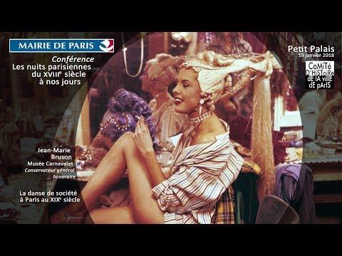 Nuits parisiennes : La danse de société à Paris au XIXe siècle