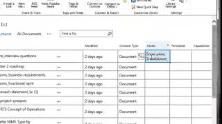 SharePoint 2013: How to Bulk Edit Metadata in a Document Library