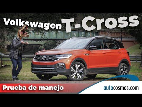 Test VW T-Cross 2019 ¿Nuevo ídolo de los SUV B? | Autocosmos