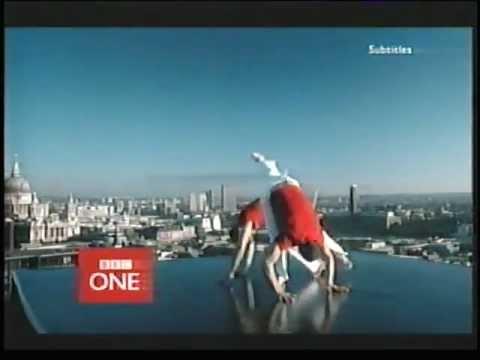 BBC One continuity November 2004