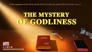 "Gospel Movie Trailer ""The Mystery of Godliness"""