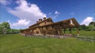 The Barn at Sycamore Farms-Rendering Video