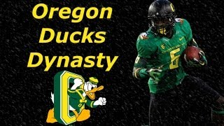 NCAA Football 13 - Oregon Ducks Dyanasty | Week 1 vs. Arkansas St.