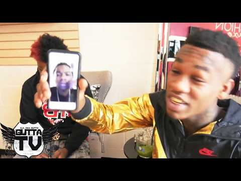 Lil CJ Kasino & BooGotti Kasino Full Interview Speaks On Ft Worth Texas & The Meaning Of They Name