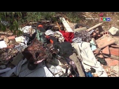 Cà Mau: Kỳ lạ các vật dụng trong ngôi nhà tự bốc cháy | LONG AN TV