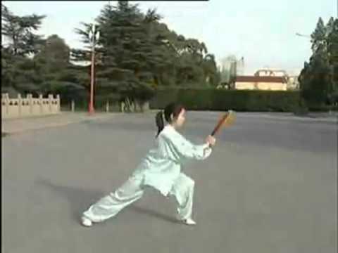 KÌNH PHIẾN - VƯƠNG LÔI - 劲扇 - 王蕾-太极扇 健身扇合輯