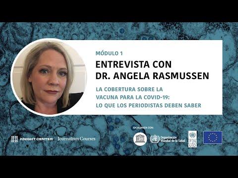 Entrevista con Angela Rasmussen | Módulo 1