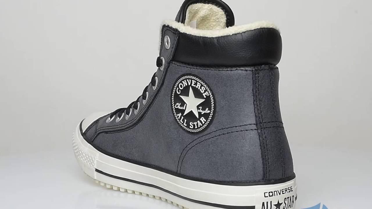 ab24cc235246 Converse Chuck Taylor All Star Boot PC Men Čizme - Sportizmo - YouTube