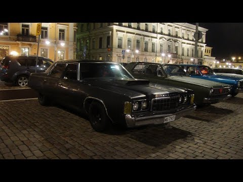 Helsinki Cruising Night - August 2017