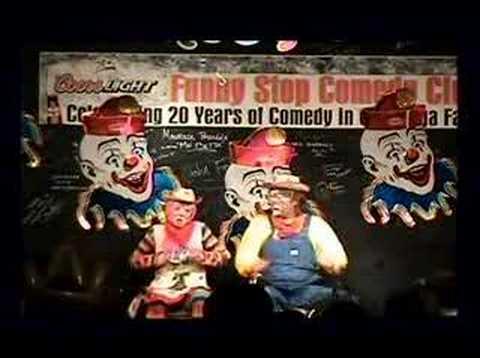 Clown Skit - Stagecoach